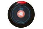 IBELLS 305 - Мини кнопка вызова (Чёрный)